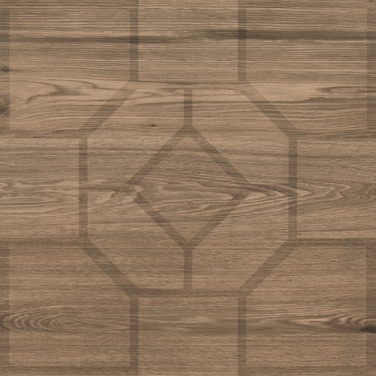 GS-D6777 Oak Decor
