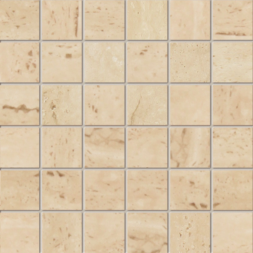 Мозаика Travertine 1A