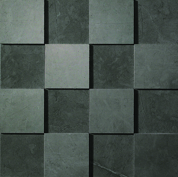 Marvel Grey Mosaico 3D