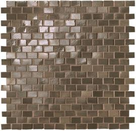 Brown Brick Mosaico Gloss мозайка