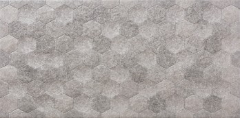 Buxy Hexagon Gris настенная