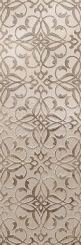 Decor Clasic Floral Beige Rlv Rect. декор